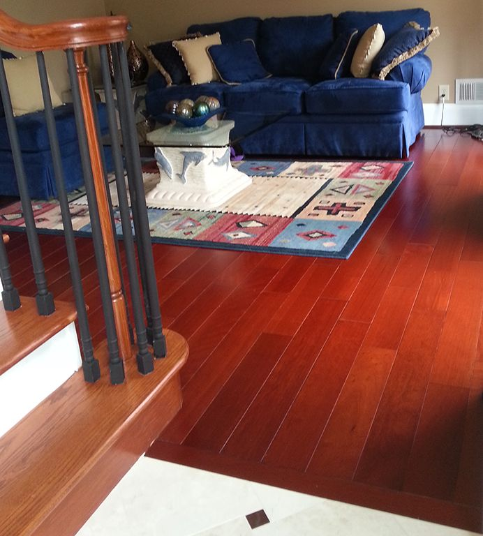Prefinished Hardwood Flooring Gaps: Rios Hardwood Flooring